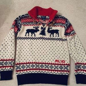 Polo by Ralph Lauren winter sweater